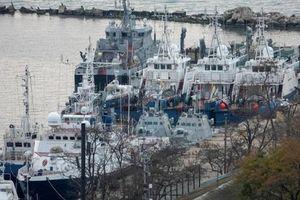 Tổng thống Zelensky đòi Nga trả thiết bị trên tàu bị bắt