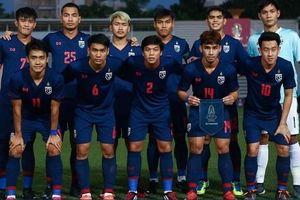 U22 Thái Lan mang nhiều tuyển thủ quốc gia dự SEA Games 30