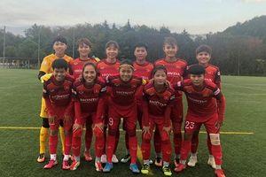 Đội tuyển nữ Việt Nam sẵn sàng cho SEA Games 30