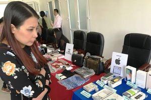 Tập huấn phòng chống hàng giả cho hàng trăm tiểu thương