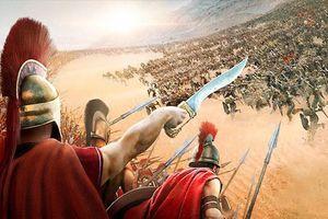 Giải mã trận chiến để đời của vị vua huyền thoại Sparta