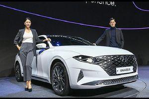 Chi tiết Hyundai Grandeur 2020 mới ra mắt tại Hàn Quốc