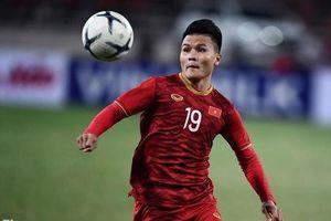 HLV Park Hang Seo: 'Lựa chọn Quang Hải làm đội trưởng U22 Việt Nam là điều hợp lý'