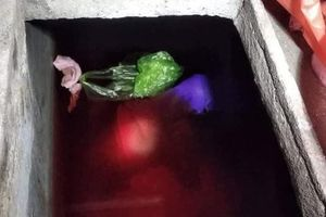 Mâu thuẫn gia đình, con rể sát hại mẹ vợ rồi vứt xác vào bể nước phi tang
