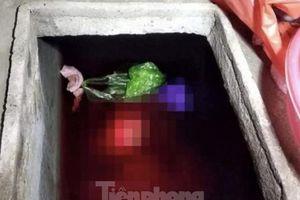 Gã đàn ông sát hại mẹ vợ rồi vứt thi thể vào bể nước