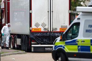 Chính phủ ứng kinh phí đưa thi thể 39 nạn nhân tử vong ở Anh về nước