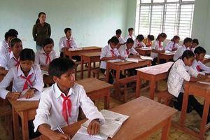 Quảng Ngãi yêu cầu rà soát lại tình trạng thiếu giáo viên