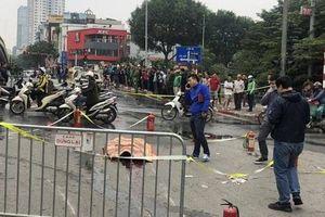 Truy tìm nhân thân nữ nạn nhân bị xe Mercedes tông tử vong