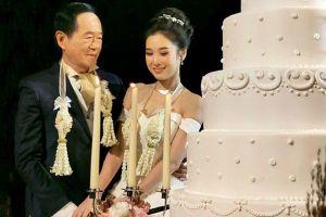 Cô dâu xinh đẹp 20 tuổi cưới giám đốc 70 tuổi