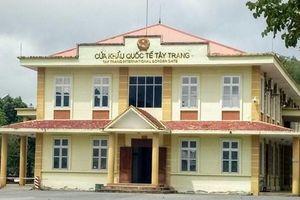 Tổng cục Hải quan thông tin về vụ việc 'Làm luật ở cửa khẩu quốc tế Tây Trang'