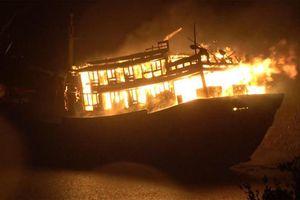 5 người Quảng Bình mất tích trong vụ cháy tàu ở Hàn Quốc đều có quan hệ họ hàng