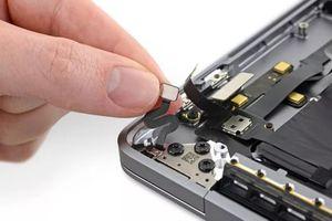 Cảm biến mới bí ẩn xuất hiện trên MacBook Pro 16 inch