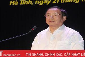 Triển khai sâu rộng các nghị quyết, kết luận của Trung ương và tỉnh đến tận cơ sở đảng Hà Tĩnh