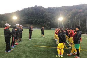 HLV Mai Đức Chung chốt danh sách 20 cầu thủ gặp Thái Lan ở trận ra quân SEA Games 30