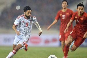 UAE có thể bắt tay với Việt Nam ở lượt cuối để cùng đi tiếp World Cup