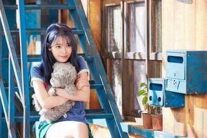 Thông qua lời tựa của ca khúc 'Blueming', fan nghi ngờ IU đang hẹn hò