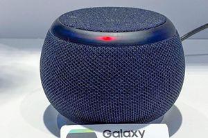 Samsung ra mắt loa thông minh Galaxy Home Mini hỗ trợ mọi thiết bị