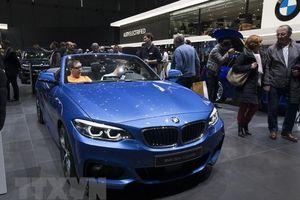 BMW tăng mạnh số đơn đặt hàng mua ắc quy dùng cho ôtô điện