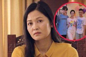 Thúy Hà - Nữ Phó bí thư phim Sinh tử kể về lý do công khai ly hôn, chông chênh khi làm mẹ đơn thân