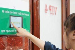 Bệnh viện Da liễu TP.HCM ứng dụng đánh giá sự hài lòng của người bệnh đối với bác sĩ