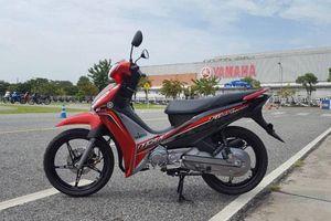 Xe số Yamaha siêu tiết kiệm xăng, giá hơn 30 triệu 'đe nẹt' Honda Future