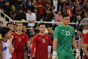 HLV Park Hang-seo tiết lộ lí do chọn Quang Hải làm đội trưởng U22 Việt Nam