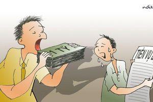 'Tiền nhờ đổi điểm' hay 'tiền cảm ơn'? Ôi, tiếng Việt của tôi!