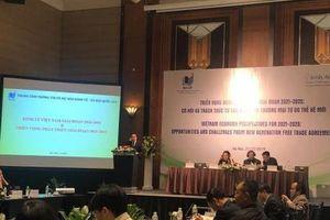 Dự báo, giai đoạn 2021-2025, GDP của Việt Nam có thể sẽ tăng trưởng 7%