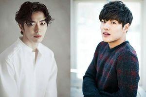 Kim Jae Wook có thể đóng phim tình cảm khoa học viễn tưởng - Kang Haneul là mỹ nam khi còn bé