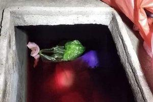 Thái Bình: Con rể sát hại mẹ vợ, phi tang thi thể xuống bể nước