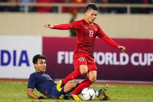 Tuyển Việt Nam cần bao nhiêu điểm để làm nên lịch sử ở vòng loại World Cup?