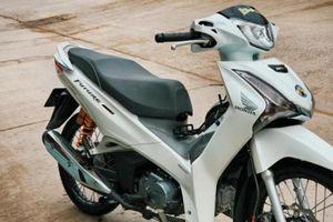 Chiêm ngưỡng Honda Future 125 mới xuất hiện với ngoại hình lung linh không tì vết