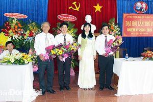 Chi bộ đầu tiên của huyện Xuân Lộc tổ chức đại hội