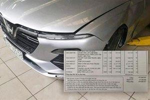 Đại diện VinFast nói gì sau khi đại lý báo giá sửa xe nhầm?