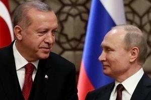 Thổ Nhĩ Kỳ hứa với Nga không mở lại chiến dịch tấn công Syria