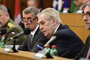 Séc sẽ không rút quân đội khỏi Afghanistan