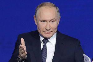 Putin: Mỹ 'tự bắn vào chân mình' khi cấm các công ty hợp tác với Nga