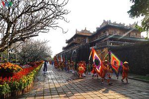 Thừa Thiên Huế phát huy kho tàng di sản để phát triển du lịch bền vững