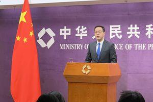 Trung Quốc bác tin đồn về thỏa thuận thương mại với Mỹ
