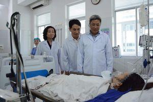 Thứ trưởng Bộ Y tế vào Đà Nẵng kiểm tra vụ hai sản phụ thiệt mạng, một nguy kịch