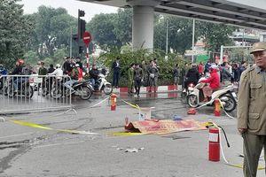 Xác định danh tính nữ nạn nhân bị xe Mercedes tông chết trên phố Hà Nội