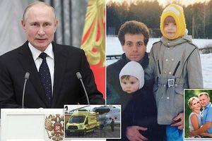 Nga truy tặng Huân chương Dũng cảm cho 5 chuyên gia trong vụ nổ thử nghiệm vũ khí mới