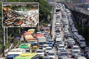 Manila 'đứng hình' trước SEA Games 30