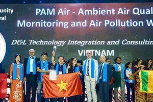 Trao Giải thưởng Công nghệ thông tin Châu Á-Thái Bình Dương 2019 – Hạ Long