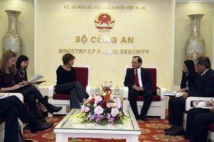 Việt Nam - Hà Lan tăng cường hợp tác trong đấu tranh phòng, chống tội phạm