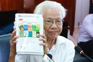 Thủ tướng yêu cầu đánh giá lại sách của GS Hồ Ngọc Đại