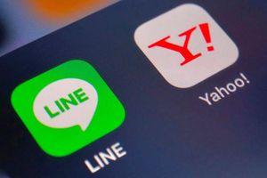 Yahoo Japan và Line sắp sáp nhập