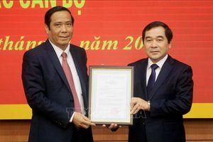 Ban Bí thư Trung ương Đảng chuẩn y nhân sự 2 tỉnh
