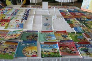 Danh mục sách giáo khoa lớp 1 sử dụng trong trường phổ thông