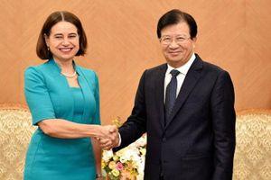 Kỳ vọng kim ngạch thương mại Việt Nam - Australia đạt 10 tỷ USD năm 2020